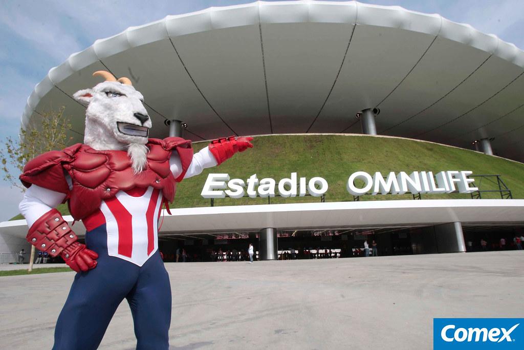 Estadio Omnilife Chivas Estadio Chivas Esta de Pie
