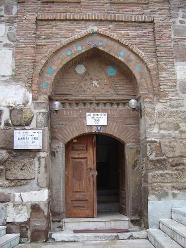 P1040838 mosquée Arslanhane, entrée