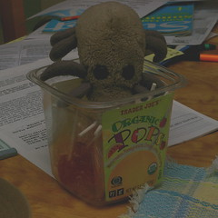 Dust Mite snacks