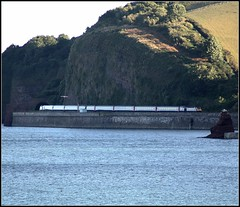 Parsons Tunnel, Dawlish side. (Thrash Merchant) Tags: railroad train canon seaside diesel rail trains seawall devon railways firstgreatwestern mtu hst dawlish highspeedtrain class43 intercity125 firstgroup ic125 fgw eos450d powercar tamron70300lens parsonstunnel crosscountrytrains firsttrains dawlishseawall firstgreatwesternhst fgwhst