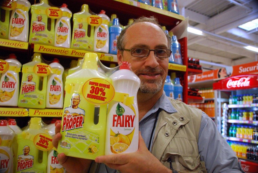 Romanian Cleaning Products