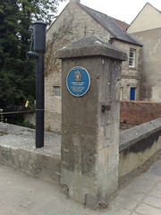 Photo of Blue plaque number 4036