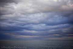 Lake Michigan (JeffreyRoss) Tags: blue sky lake storm water wisconsin clouds dark photography lakemichigan naperville jeffreyross wisconsinthunderstorms