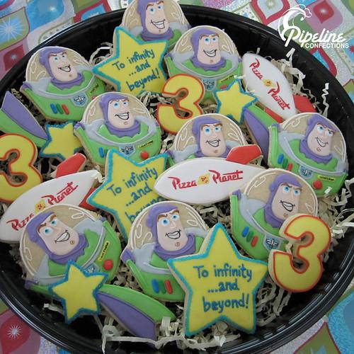 Buzz Lightyear Platter