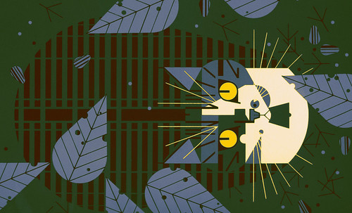 "Charley Harper • <a style=""font-size:0.8em;"" href=""https://www.flickr.com/photos/30735181@N00/4848317792/"" target=""_blank"">View on Flickr</a>"