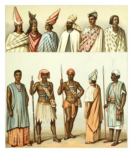 018-Senegaleses -Geschichte des kostüms in chronologischer entwicklung 1888- A. Racinet