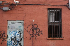 Earsnot Marty (36th Chamber) Tags: camera nyc graffiti video hands tag tags ear marty earsnot handstyle