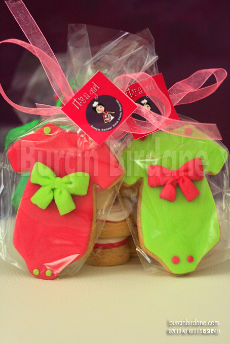 Baby Shower Cookie 5