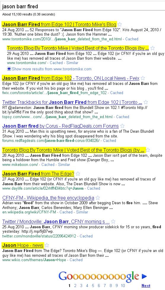 jason barr fired - Google Search_1283365598997