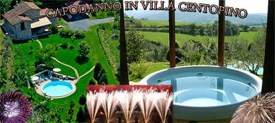 Villa Toscana Capodanno