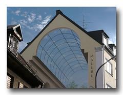 Bild im Bild (martin.gaus) Tags: sky mnchen deutschland martin himmel architektur hauswand gemlde gaus guessedmunich knstlicherhimmel hochstr55 guessedbyischi1971