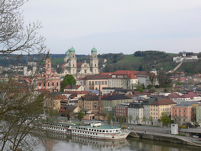 Passau © Paco Bellido