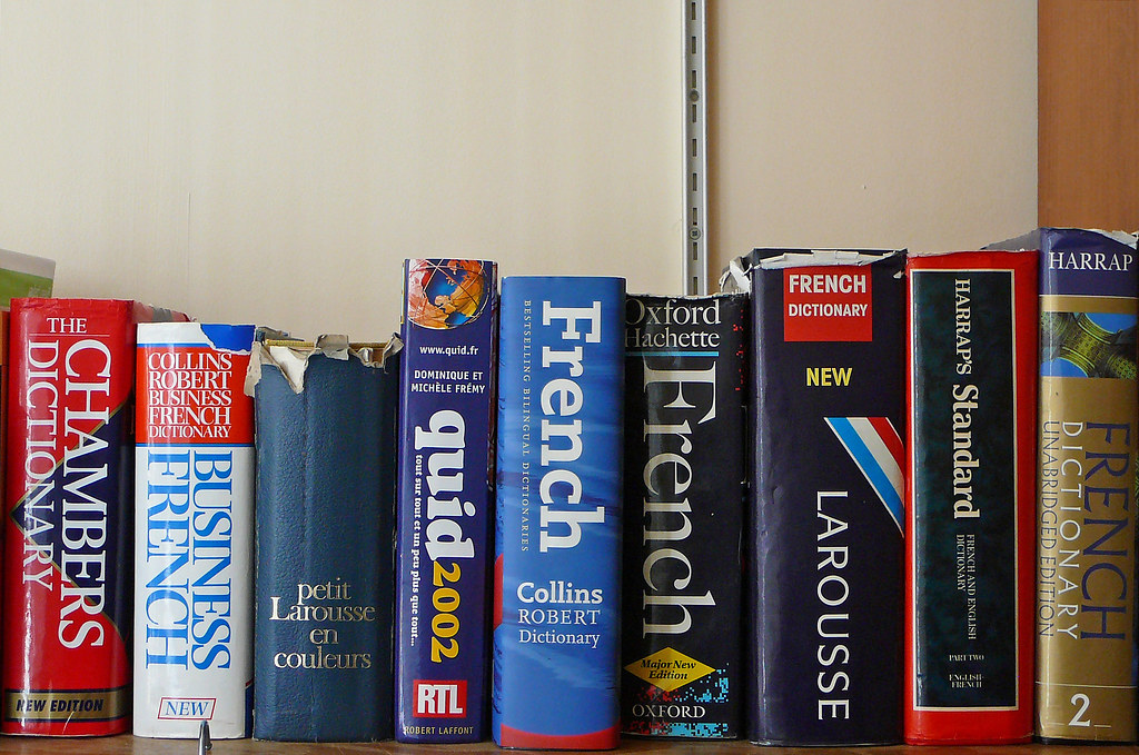 Dictionaries by Tim Green aka atoach, on Flickr