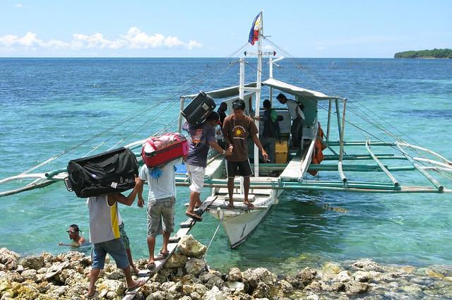 Road to Malapascua Cebu