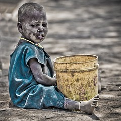 Masai Boy (Stefan_Kardos) Tags: boy kenya serengeti masai chldren