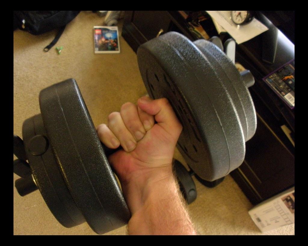 3. Workout