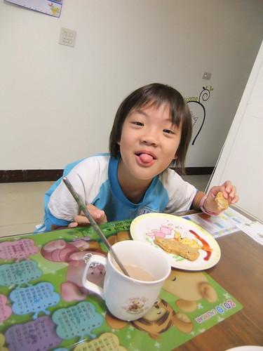 20100906吃早飯 012