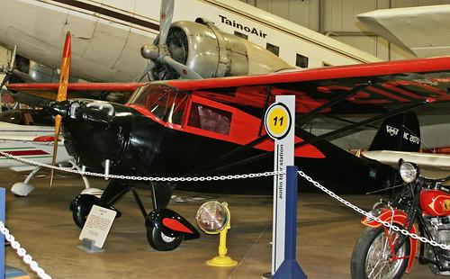 Aeronca 50-C Chief (NC21070)