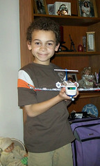 Aidan and His Plane