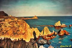 Cabo de Gata (Giansca) Tags: de spain cabo estate gata hdr spagna 2010 scarpa gianluca giansca