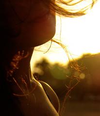 (.. marta ..) Tags: light sunset summer sunlight portraits hair tramonto estate skin wind brezza ritratti luce pelle vento capelli lucedelsole