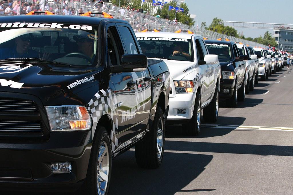 NASCAR : Drivers' Parade  - Parade des Pilotes