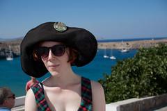 (Lambst) Tags: travel summer hellas july greece rodos rhodes lindos 2010 canon450d