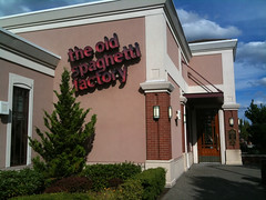 The Old Spaghetti Factory in Vancouver Washington