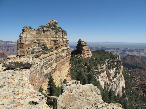 Roosevelt Point - Grand Canyon North Rim