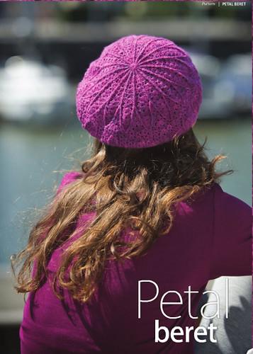 petal beret