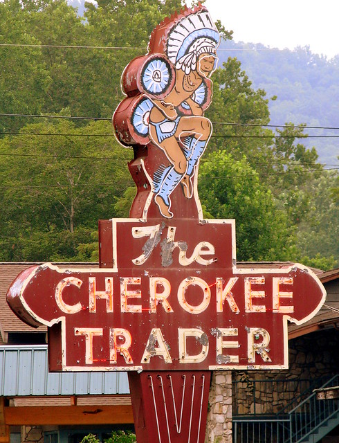 The Cherokee Trader
