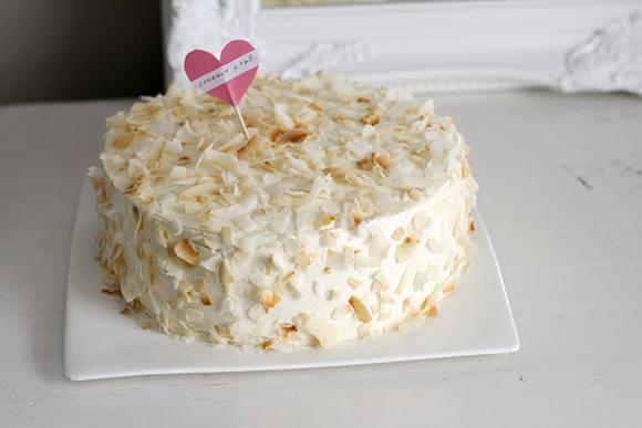 Coconut Cake #2