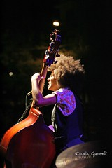 "Esperanza Spalding @ Locus 2010 • <a style=""font-size:0.8em;"" href=""http://www.flickr.com/photos/79756643@N00/4970858697/"" target=""_blank"">View on Flickr</a>"