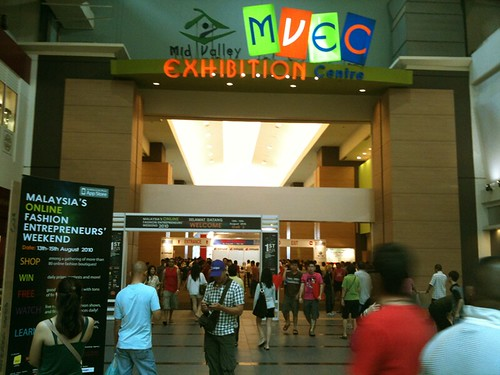 MOFEW @ Mid Valley Exhibition Center (MVEC)