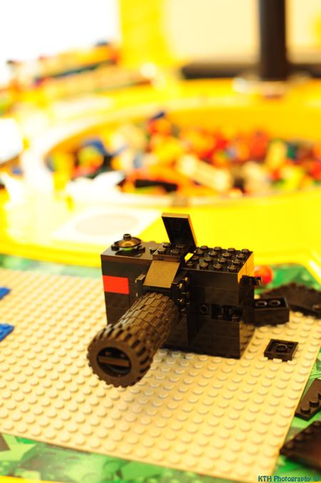 Lego Nikon 1