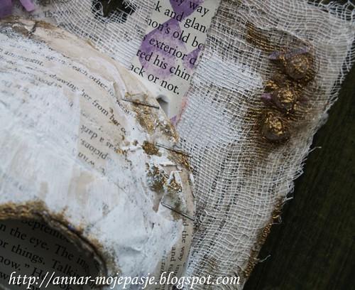 MM#18 Mask_b - Papier Mache