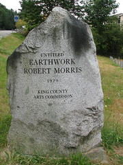Robert Morris Untitled Earthworks (1979)-0