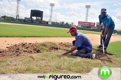 Reparacion Estadio Quisqueya 2
