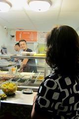 Sandwich Shop (Tel Aviv, Aug 2010)