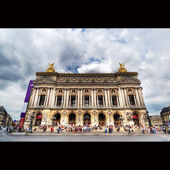 Opra national de Paris ([~Bryan~]) Tags: paris france building architecture opera 12mm hdr opranationaldeparis gettyimagesfranceq1
