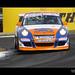 Knockhill - Michael Meadows, Porsche Carrera Cup GB