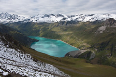 Lac de Moiry Photo