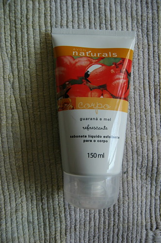 Avon Naturals - amostra grátis