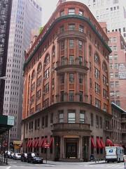 Delmonico's Building (New York Big Apple Images) Tags: newyork downtown manhattan landmark financialdistrict lowermanhattan newyorkcitylandmarkspreservationcommission nyclpc
