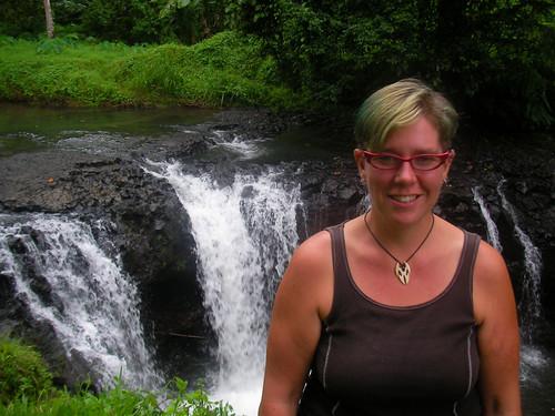 Togitogiga Falls and Darusha