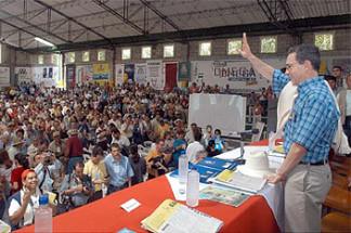 Uribe en consejo comunal