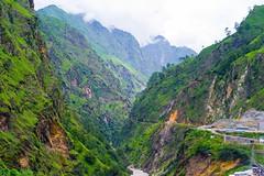 Himalayas - 34 (Roy Prasad) Tags: california leica travel vacation usa india mountain holiday nature river glacier himalaya f25 ganga s2 ganges 70mm summarit badrinath alakananda royprasad