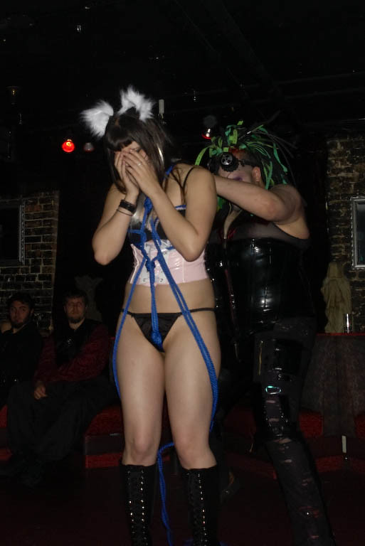 Bondage club photos