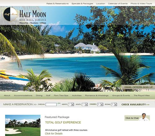 Half Moon relanza su página Web