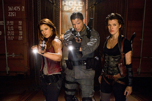 escena Resident Evil Afterlife